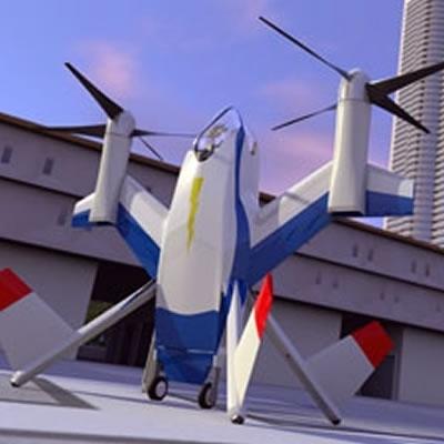Il Puffin progettato da Nasa, velivolo elettrico silenzioso