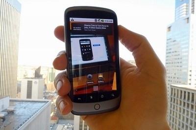 Il googolefonino: malcontento tra i primi consumatori