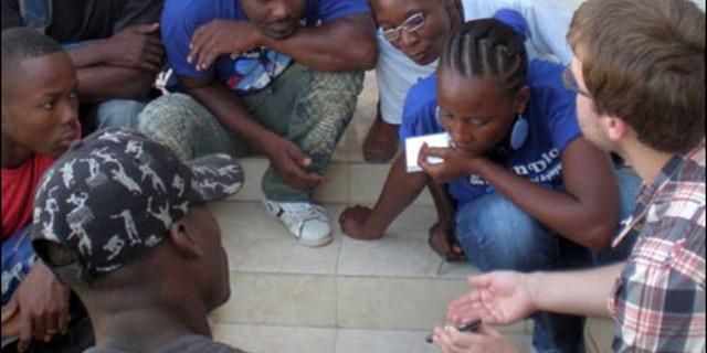 NFC ad Haiti