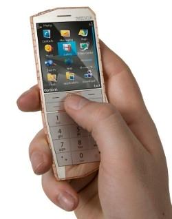 Nokia E-cu, cellulari risparmio energetico