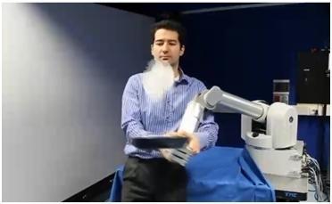 Robot e Pancake