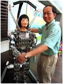Robot con Sembianze Umane