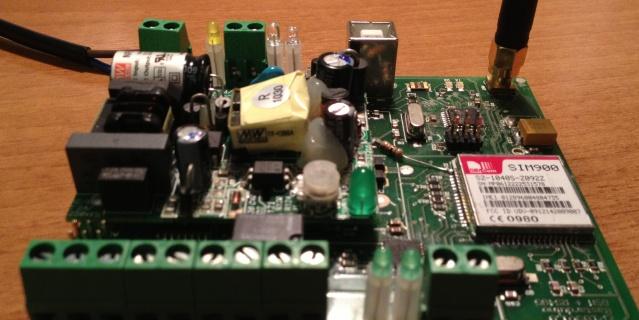 openduino apricancello gsm progetto completo