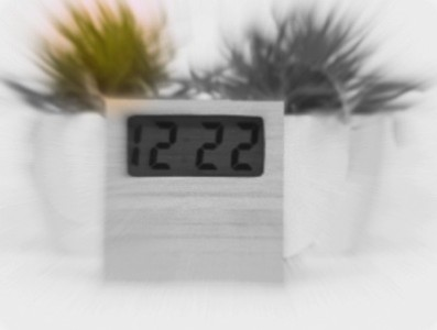 orologio ambientale ecologico