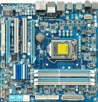 scheda madre microATX