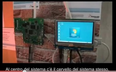 Home Energy Gateway, piattaforma di riferimento Freescale