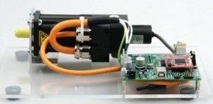 Drive PMSM Sensorless per pompe di lavastoviglie utilizzando il dispositivo Freescale MC56F8006