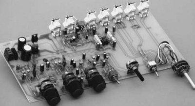 Preamplificatore stereo hi-fi