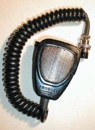 PROD-EL microfono da palmo anni '70