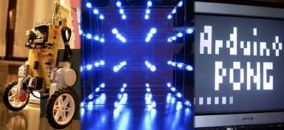 Progetti Arduino del Web. Top 10