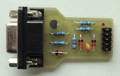 Programmatore Seriale Per Avr Atmel Elettronica Open Source
