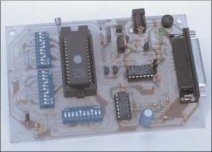 Programmatore universale per micro ST62xx