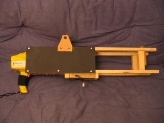Proiettore portatile DIY