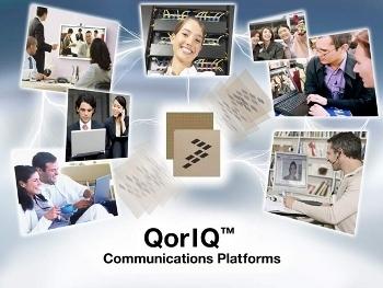 Tre nuovi processori QorIQ con DPAA della Freescale