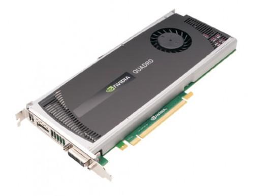 Nvidia ha annunciato la GPU Fermi per i MacPro della Apple