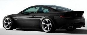 BMW M6 trasformata in RZ-M6 Concept