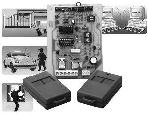 radiocomando dynacoder rolling code