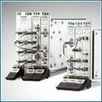 Strumenti modulari RF PXI Express a 6.6 GHz della National Instruments