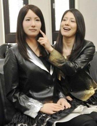 robotica: androide femminile