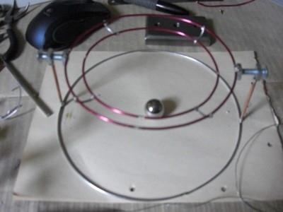 rotatore perpetuo palla