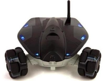robot rovio robotica
