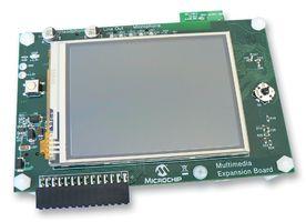 PIC32 - scheda di expansione multimediale della Microchip
