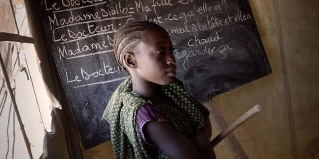 Scuola in Mauritania