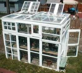 Creare una serra da vecchie finestre elettronica open source - Costruire una finestra ...