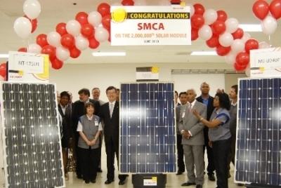 Sharp energia solare