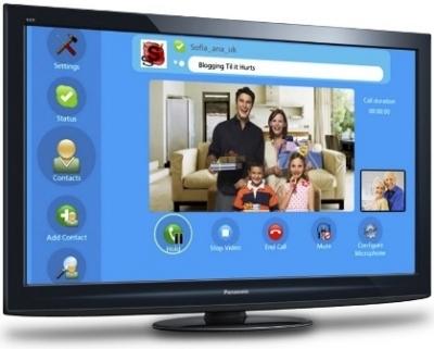 VoIP: chiamare con Skype anche in Tv