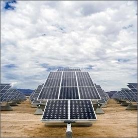 Pannello solare cittadin