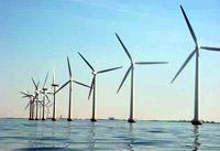 Parco eolico Sud Corea