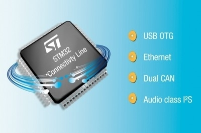 Keil annuncia il pieno supporto della Connectivity Line STM32