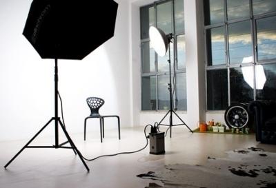 studio fotografico DIY
