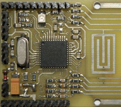 tastiera elettronica capacitiva
