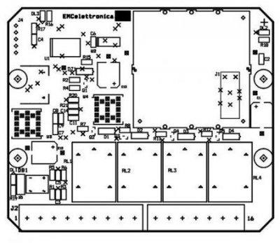 Componenti Telecontrollo GSM