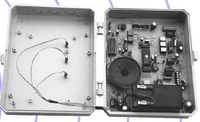 Telesoccorso sintesi vocale progetto audio