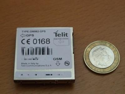 Inviare SMS con modulo Telit GM862