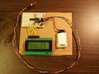 Termometro con Filtro Predittivo