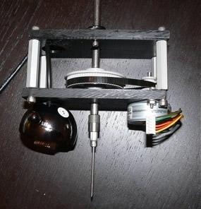 La testa pick-and-place a vuoto serve per il montaggio automatico elettronico