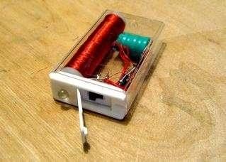 Torcia tascabile ricaricabile DIY