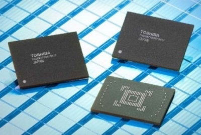 flash card Toshiba