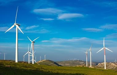 L'efficienza delle turbine eoliche è messa alla prova dai cambiamenti improvvisi del vento