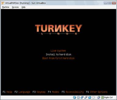 TurnKey Linux permette una gestione rapida e veloce dei server grazie alle caratteristiche pre-installate