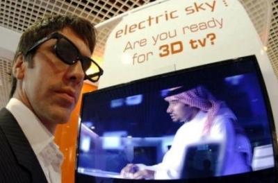 tentazione per la TV 3D
