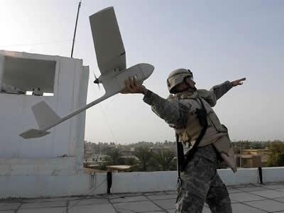 Un esempio di UAV in dotazione all'esercito americano