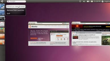 Ormai è ufficiale che Unity sostituirà Gnome su Ubuntu 11.04