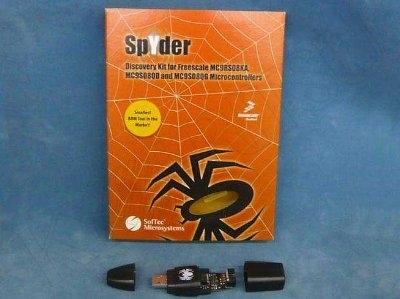 Review4U USBSpyder08 kit di sviluppo della Freescale