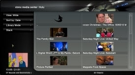 Video di Hulu sulla Xbox