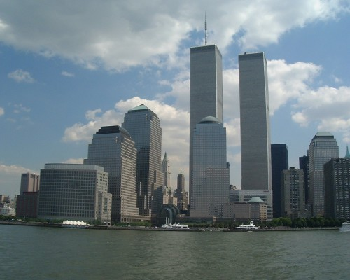 World trade center a energia solare